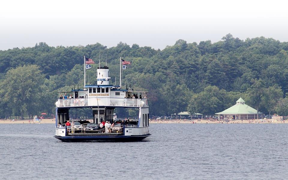 Lake Champlain Ferry, Burlington