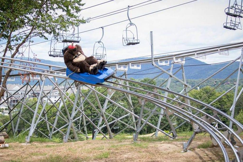 Beast Mountain Coaster Killington VT