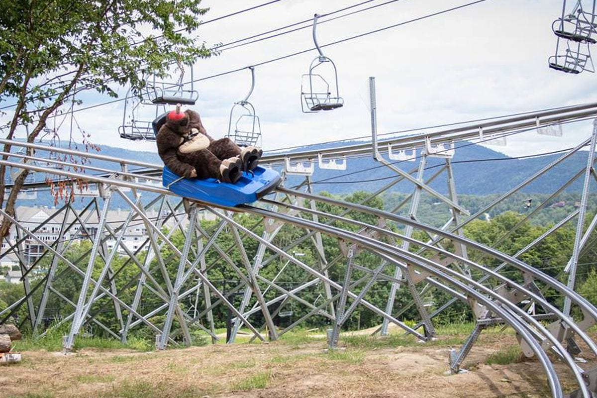 Beast Mountain Coaster Killington VT