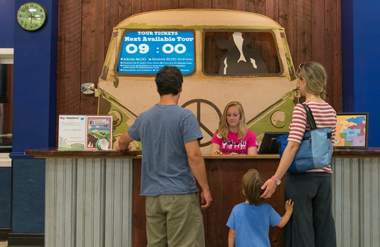 Ben & Jerry's Factory Tour photo