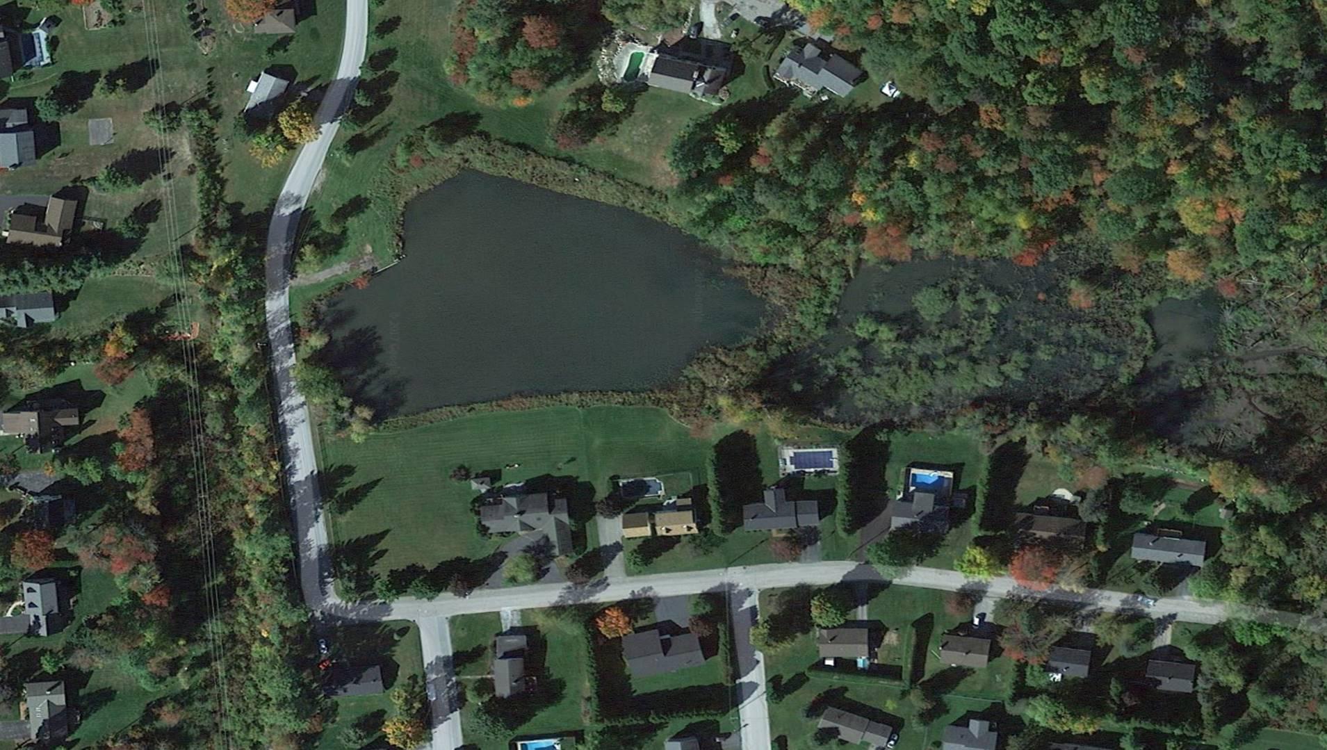 Combination Pond, Rutland