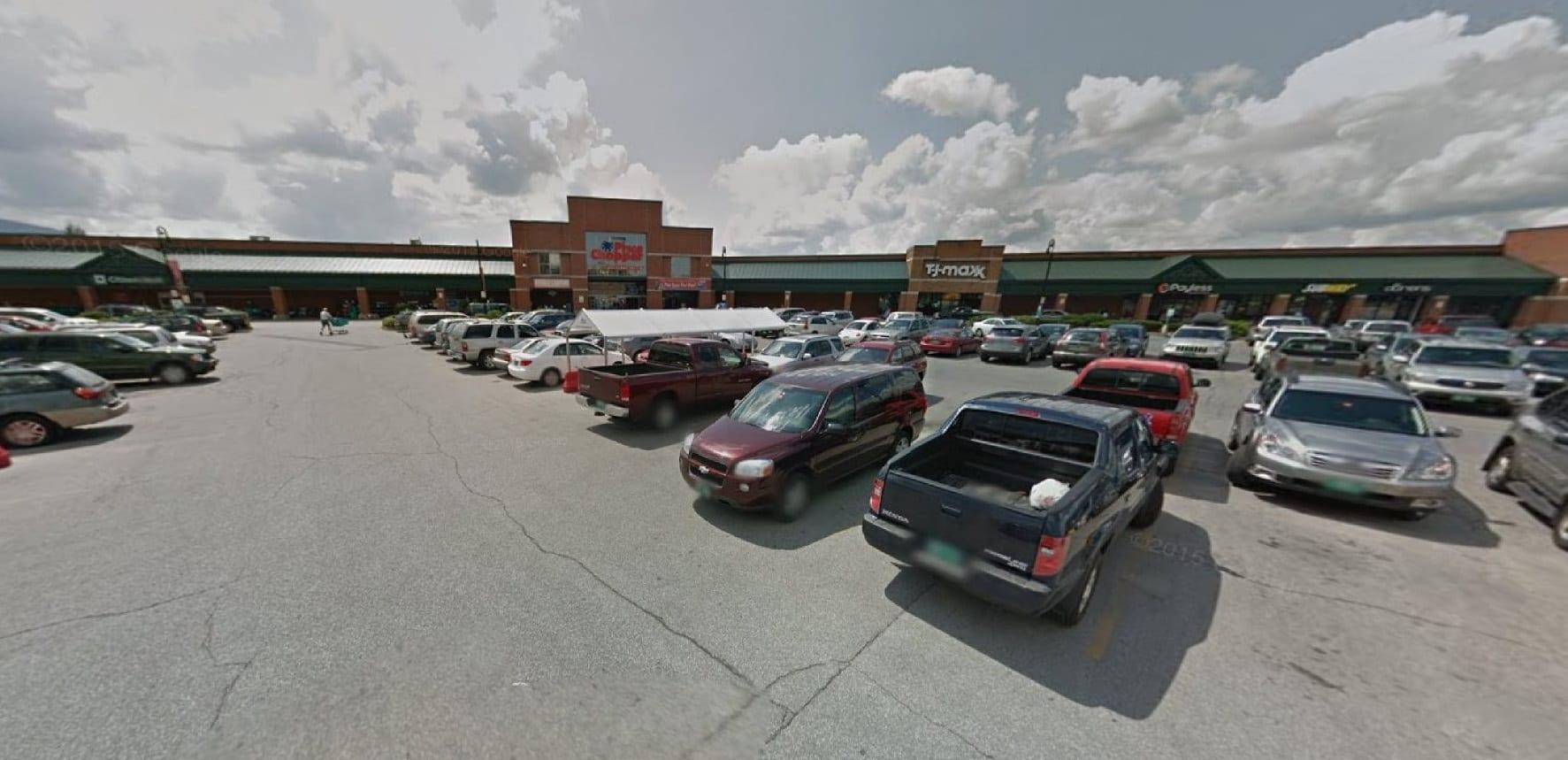 Rutland Shopping area