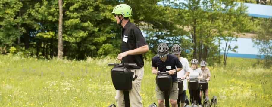 Segway Tours Killington