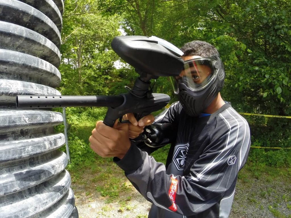 Low Impact Paintball, Killington Mountain